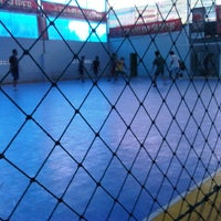 Photo taken at MSC Futsal (First Internasional Futsal Court In Tabalong) by Yoka A. on 9/16/2012