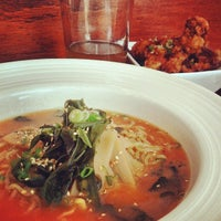 Photo taken at Noodle Theory by Kevin H. on 5/24/2013