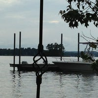 Photo taken at Shaw AFB Lake Wateree Recreation Area by Theresa R. on 7/1/2013