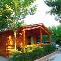 Photo taken at Camping Prades by Erasmunity on 12/7/2012
