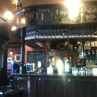 Photo taken at Fitzroy Tavern by Steve T. on 9/18/2012