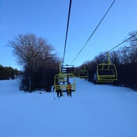 Photo taken at Victor Constant Ski Slope by dan e. on 1/27/2013