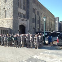 Photo taken at USMA Library by dan e. on 12/13/2013