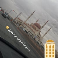 Photo taken at Mosque Alrajhi by Ammarof ♊. on 3/13/2016