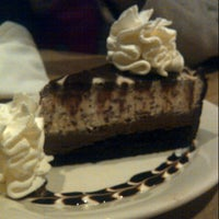 Photo taken at The Cheesecake Factory by Fatima Al Slail on 12/8/2012