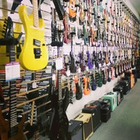 Photo taken at Guitars Etc by Vic D. on 3/16/2015