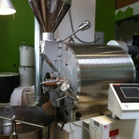 Photo taken at Portola Coffee Roasters by Kathy W. on 4/6/2013