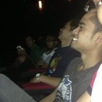 Photo taken at TGV Cinemas by Rahman J. on 7/20/2013