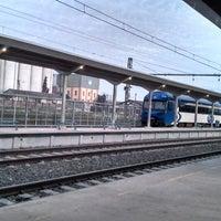 Photo taken at Estación Metrotren San Fernando by Luis C. on 7/7/2013