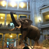 Photo taken at National Museum of Natural History by Chelsea M. on 3/27/2013