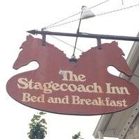 Photo taken at Stagecoach Inn Bed & Breakfast by Jen F. on 7/26/2015