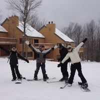 Photo taken at Indianhead Mountain Resort by Miyeon P. on 1/19/2013