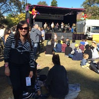 Photo taken at Surry Hills Festival by Gina V. on 9/26/2015