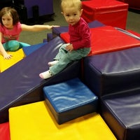 Photo taken at Bounceu Fishers by Michelle W. on 1/8/2015