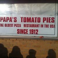 Photo taken at Papa's Tomato Pies by Elise J. on 3/29/2013