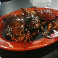 Photo taken at Dandito Seafood | Restaurant by Dim C. on 7/1/2013