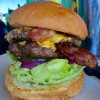 Photo taken at Grill-A-Burger by Miller on 4/18/2016