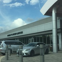 Photo taken at Park Place Lexus Grapevine by Andrew S. on 11/2/2016