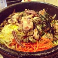 Photo taken at Shin Chon Garden Restaurant by Brian S. on 8/11/2013