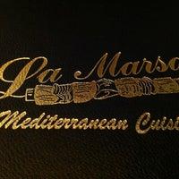 Photo taken at La Marsa by Kevin A. on 4/17/2013