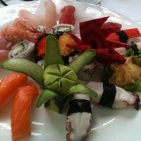 Photo taken at Restaurante Sapporo - Itaim Bibi by Alek-sander M. on 10/7/2012