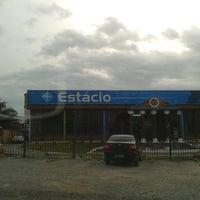 Photo taken at Universidade Estácio de Sá by Eliane L. on 3/22/2013