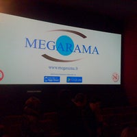 Photo taken at Megarama by L D. on 2/16/2013