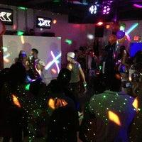 Photo taken at Exhibit X Night Club by Abbie W. on 6/29/2013