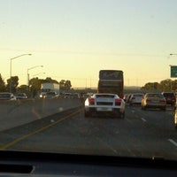 Photo taken at US-101 (Bayshore Fwy) by James E O. on 10/19/2012