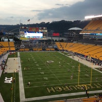 Photo taken at Heinz Field by Charles M. on 9/2/2013