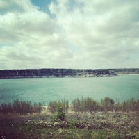 Photo taken at Lake Georgetown by Naz F. on 3/31/2014