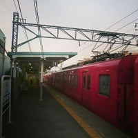 Photo taken at Shigehara Station by いち(canna15) on 5/27/2015