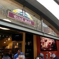Photo taken at Ferry Plaza Wine Merchant by Minsun Mini K. on 7/25/2013