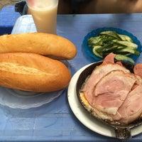 Photo taken at Bánh Mỳ Hiệu Lực by Linh N. on 5/28/2016