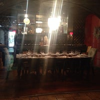 Photo taken at Madonia Restaurant & Bar by Ana S. on 5/17/2014