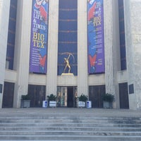 Photo taken at Fair Park by Brian S. on 9/27/2013