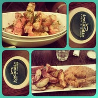 Photo taken at Icelandic Fish & Chips by Ksusha B. on 9/27/2013