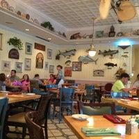 Photo taken at Olivia's Café by David R. on 9/1/2013