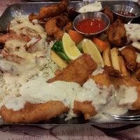 Photo taken at The Manhattan Fish Market by Yap on 9/18/2012