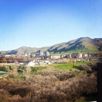 Photo taken at Salt Lake City Marriott University Park by Jeremy S. on 4/26/2013