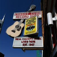 Photo taken at Ernest Tubb Record Shop by Earl G. on 8/30/2013