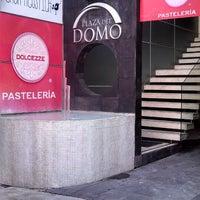 Photo taken at Plaza Del Domo by Anita C. on 2/12/2014