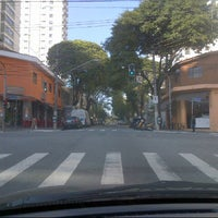 Photo taken at Rua Borges Lagoa by Fernando X. on 8/12/2013