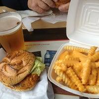 Photo taken at Burger Express by Tom M. on 1/30/2013