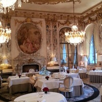 Photo taken at Le Meurice by Signe B. on 11/4/2012