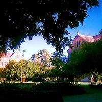 Photo taken at G. Homer Durham Language & Literature Building by Cassandra on 10/9/2012