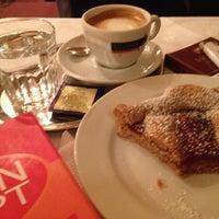 Photo taken at Café Jelinek by Christian P. on 12/14/2012