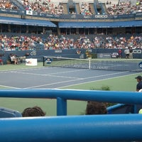 Photo taken at Citi Open Tennis Tournament by Brian H. on 8/3/2013