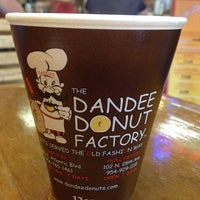 Photo taken at The Dandee Donut Factory by Kate T. on 7/19/2014