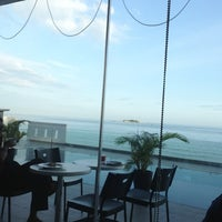 Photo taken at Hotel Sentral Seaview by Syed A. on 3/3/2013